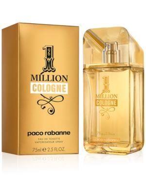 Paco Rabanne - 1 Million Cologne EDT 75ml Spray For Men