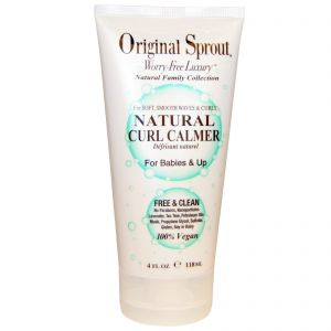 Original Sprout - Natural Curl Calmer For Babies & Up 118ml