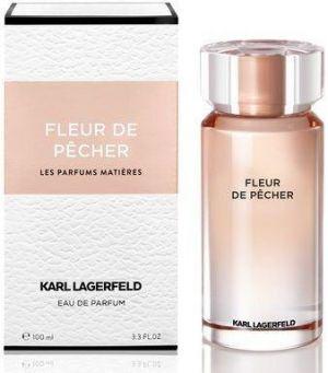 Karl Lagerfeld - Fleur De Pecher EDP 100ml Spray For Women