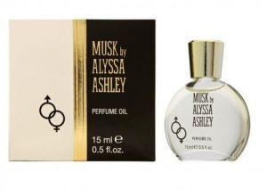Alyssa Ashley - Musk Perfume Oil 15ml For Unisex