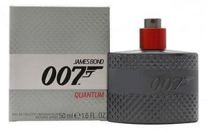 James Bond - 007 Quantum 50ml EDT Spray For Men