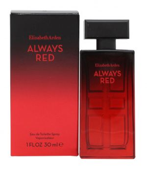 Elizabeth Arden - Always Red EDT 30ml Spray For Women