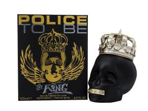 Police - To Be King EDT 125ml Spray For Men