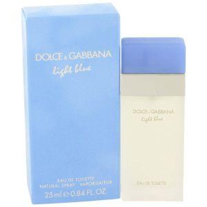 Dolce & Gabbana - Light Blue EDT 25ml Spray For Women