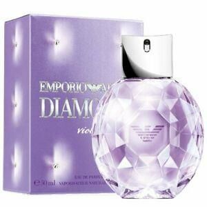 Giorgio Armani - Diamonds Violet EDP 50ml Spray For Women