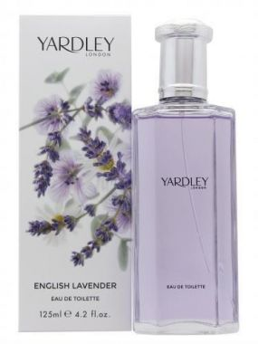 Yardley - English Lavender EDT 125ml Spray For Women