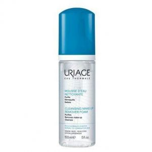 Uriage - Eau Thermale Make Up Remover Foam Normal To Combination Skin 150ml