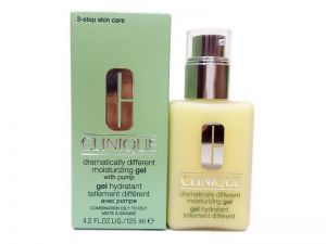 Clinique - Dramatically Different Moisturizing Gel Types 3+4 125ml (Combination Oily to Oily)