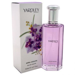 Yardley - April Violets EDT 125ml Spray For Women