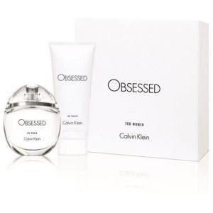 Calvin Klein - Obsessed For Women Gift Set 50ml EDP + 100ml Body Lotion