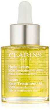 Clarins - Lotus Face Treatment Oil (Combination/Oily) 30ml
