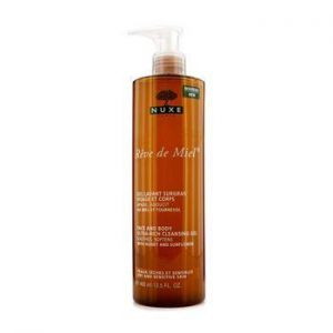 Nuxe - Reve De Miel Ultra Rich Cleansing Gel For Face And Body 400ml