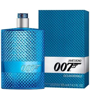James Bond - Ocean Royale EDT 125ml Spray For Men