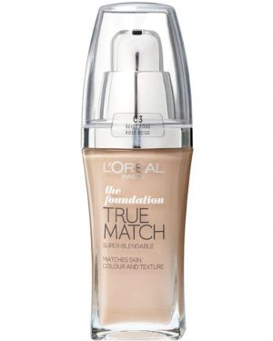 L'Oreal - True Match Foundation - C3 Rose Beige