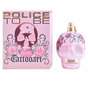 Police - To Be Tattoo Art EDP 125ml Spray For Women