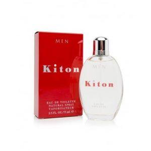 Kiton - Kiton Men EDT 75ml Spray For Men