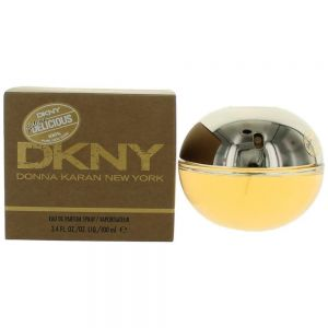 DKNY - Be Delicious Golden EDP 100ml Spray For Women