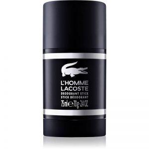 Lacoste - L'Homme Deodorant Stick 75ml