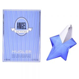 Thierry Mugler - Angel Eau Sucree The Non Refillable Star EDT 50ml Spray For Women