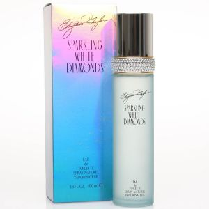 Elizabeth Taylor - Sparkling White Diamonds EDT 100ml Spray For Women