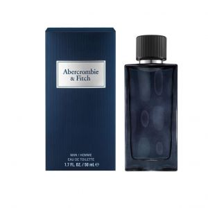 Abercrombie & Fitch - First Instinct Blue EDT 50ml Spray For Men