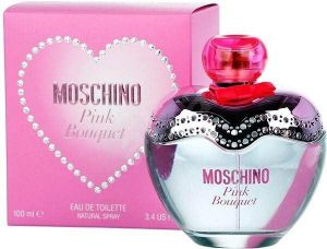 Moschino - Pink Bouquet EDT 100ml Spray For Women