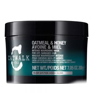 TIGI - Catwalk - Oatmeal & Honey Intense Nourishing Mask 200ml