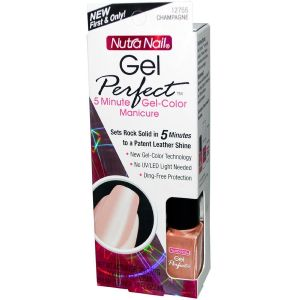 Nutranail - Gel Perfect Color - Lily Pink