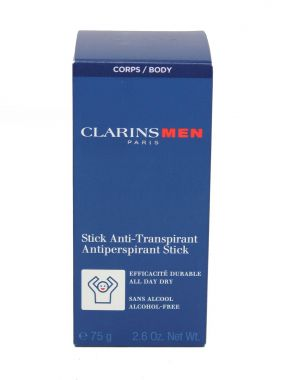 Clarins - Men Antiperspirant Deo Stick 75g