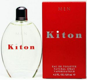 Kiton - Kiton Men EDT 125ml Spray For Men