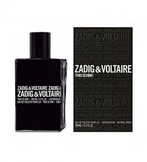 Zadig & Voltaire - This is Him! 100ml EDT Spray For Men