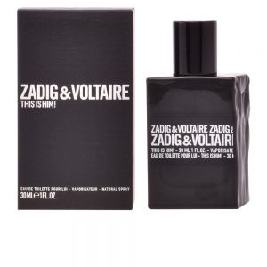Zadig and Voltaire - This is Him! 30ml EDT Spray For Men