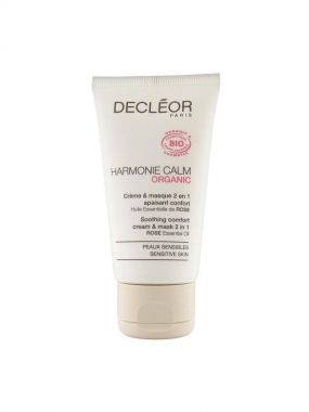 Decleor - Harmonie Calm Organic - Soothing Cream & Mask 2 In 1 50ml