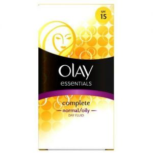 Olay - Complete Care Day Fluid Normal/Oily Skin SPF15 100ml