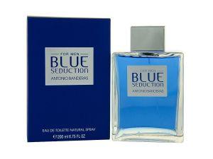 Antonio Banderas - Blue Seduction 200ml EDT Spray For Men