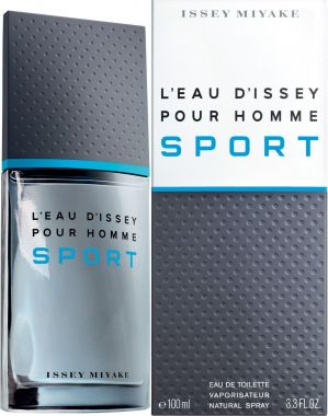 Issey Miyake - Sport Homme EDT 100ml Spray For Men