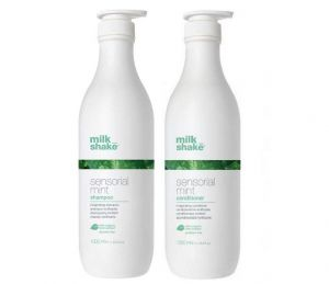 Milk_Shake - Sensorial Mint Shampoo and Conditioner 1000ml