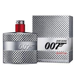 James Bond - 007 Quantum 75ml EDT Spray For Men