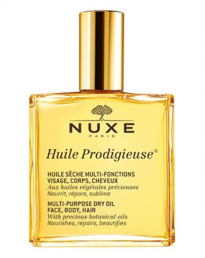Nuxe - Huile Prodigieuse Multi-Usage Dry Oil 50ml x Pack of 2