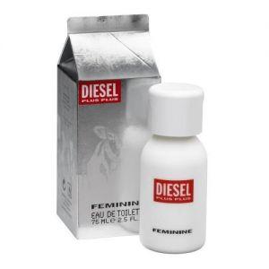 Diesel - Plus Plus Femme EDT 75ml Spray For Women