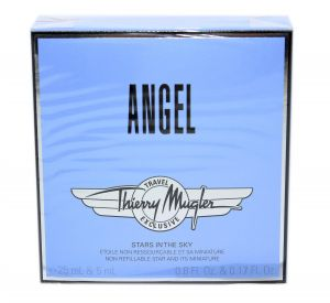 Thierry Mugler - Angel Stars In The Sky F EDP 25ml Spray + 5ml Miniature Gift Set