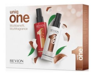 Revlon - Uniq One Treatments Classic 150ml + Coconut 150ml