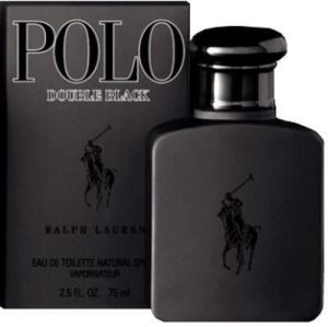 Ralph Lauren - Polo Double Black EDT 75ml Spray For Men
