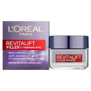 L'Oreal - Revitalift Filler Anti-Ageing Day Cream 50ml
