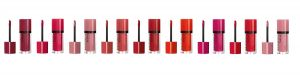 Bourjois - Rouge Edition Velvet - Pack of 9