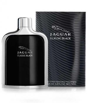 Jaguar - Classic Black 100ml EDT Spray For Men
