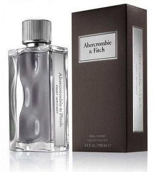 Abercrombie and Fitch - First Instinct 100ml EDT Spray For Men
