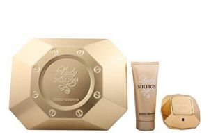 Paco Rabanne - Lady Million Gift Set 80ml EDP + 100ml Body Lotion