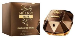 Paco Rabanne - Lady Million Prive EDP 50ml Spray For Women