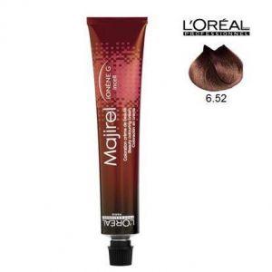 L'Oreal - Majirel - Dark Blonde/Iridescent Mahogany 6.52 50ml